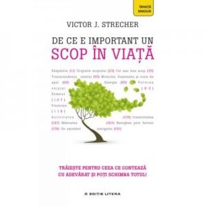 De ce e important un scop in viata - Victor J. Strecher