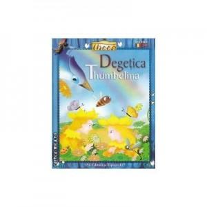 Degetica- Thumbelina - Vaijayanti Savant Tonpe