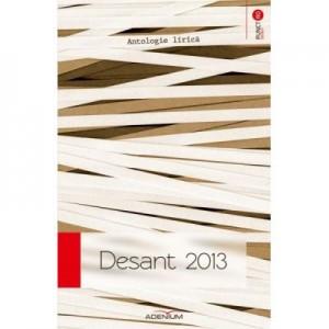 Desant 2013 – Antologie lirica