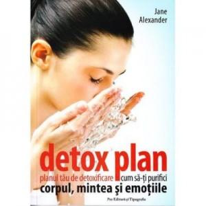 Detox plan. Planul tau de detoxifiere - Jane Alexander