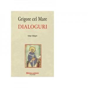 Dialoguri. Editie bilingva - Grigore cel Mare