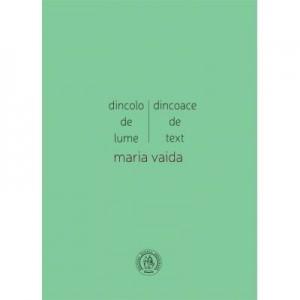 Dincolo de lume, dincoace de text. Cronici, studii, medalioane, insemnari - Maria Vaida