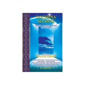 Doctrina secreta. Sinteza a stiintei, religiei si filozofiei volumul 1. Evolutia cosmica - H. P. Blavatsky