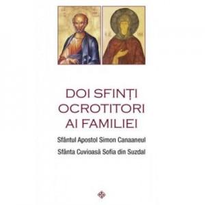 Doi sfinti ocrotitori ai familiei, Sfantul Simon Canaaneul, Sfanta Sofia din Suzdal