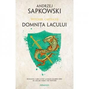 Domnita Lacului ed. 2021 (Seria Witcher, partea a VII-a) - Andrzej Sapkowski