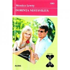 Dorinta nestavilita - Monica Lewty