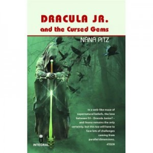 Dracula Junior and the Cursed Gems (English version) - Nana Pit