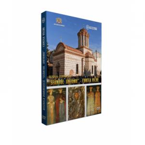 DVD Biserica Domneasca Sfantul Antonie-Curtea Veche