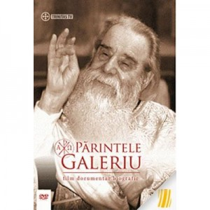 DVD Parintele Galeriu