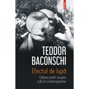 Efectul de lupa. Cateva priviri asupra culturii contemporane - Teodor Baconschi