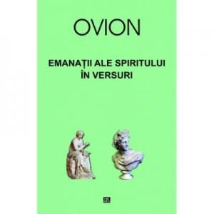 Emanatii ale spiritului in versuri - Ovidiu Ionita
