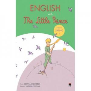 English with The Little Prince. vol. 2 (Spring) - Despina Calavrezo