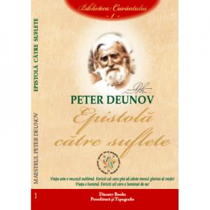Epistola catre suflete - Peter Deunov
