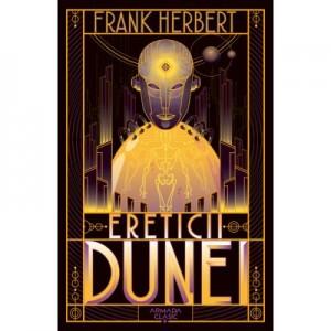 Ereticii Dunei. Seria Dune, partea a V-a - Frank Herbert