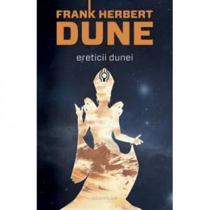 Ereticii Dunei (paperback) - Frank Herbert