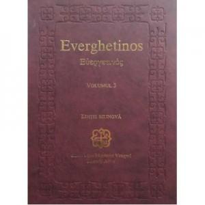 Everghetinos. Vol. 3. Editie bilingva - Sfanta Mare Manastire Vatoped