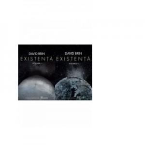 Existenta (2 volume) - David Brin