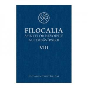 Filocalia sfintelor nevointe ale desavarsirii vol. VIII