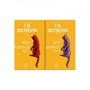 Fratii Karamazov 2 volume - F. M. Dostoievski