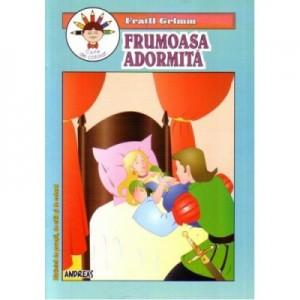 Frumoasa adormita - Fratii Grimm