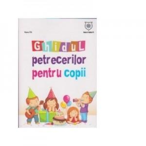 Ghidul petrecerilor pentru copii - Nana Pit
