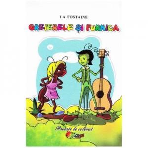 Greierele si furnica - La Fontaine