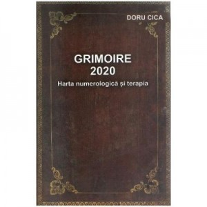 Grimoire 2020 - Doru Cica