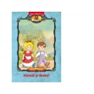 Hansel si Gretel, dupa Fratii Grimm - Serban Andreescu