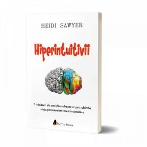 Hiperintuitivii - Heidi Sawyer
