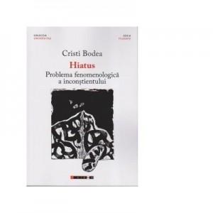 Hiatus. Problema fenomenologica a inconstientului - Cristi Bodea