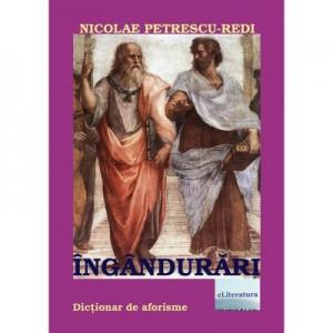 Ingandurari. Dictionar aforistic. Editia a II-a - Nicolae Petrescu-Redi