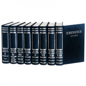 Integrala Eminescu. Opera completa, in 8 volume - Mihai Eminescu