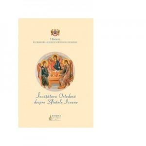Invatatura Ortodoxa despre Sfintele Icoane - Daniel, Patriarhul Bisericii Ortodoxe Romane