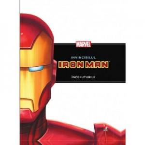 Invincibilul Iron Man. Inceputurile - Marvel