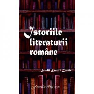 Istoriile literaturii romane - Irina Petras