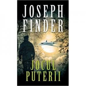 Jocul puterii (editie de buzunar) - Joseph Finder