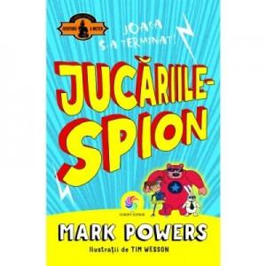 Jucariile-spion - Mark Powers