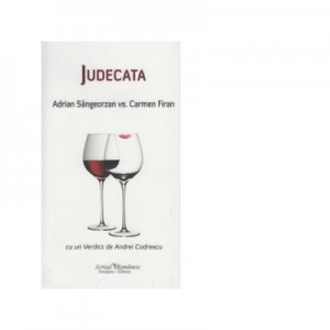 Judecata - Carmen Firan, Adrian Sangeorzan