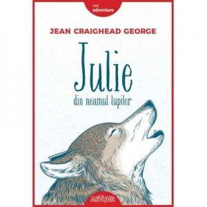 Julie din neamul lupilor. Paperback - Jean Craighead George