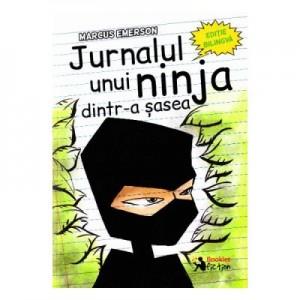 Jurnalul unui ninja dintr-a sasea - Marcus Emerson