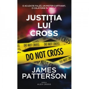 Justitia lui Cross - James Patterson