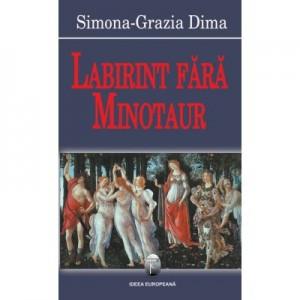 Labirint fara minotaur - Simona Gratia Dima