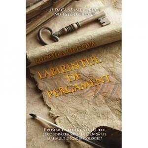 Labirintul de pergament - Ludmila Filipova