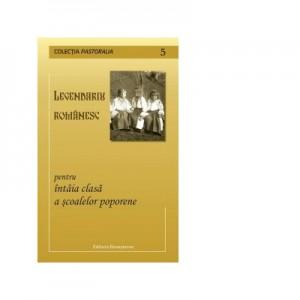 Legendariu Romanesc pentru intaia clasa a scoalelor poporene - Samuil Andrievici