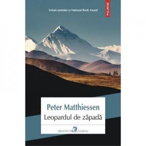 Leopardul de zapada - Peter Matthiesen