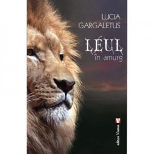 Leul in amurg - Lucia Gargaletus