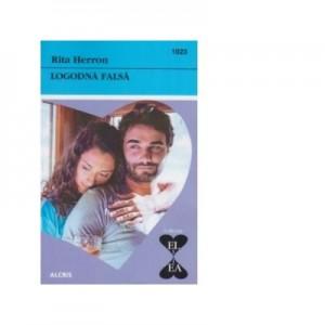 Logodna falsa - Rita Herron