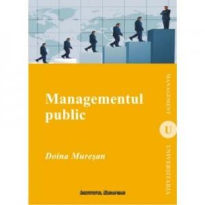 Managementul public - Doina Muresan