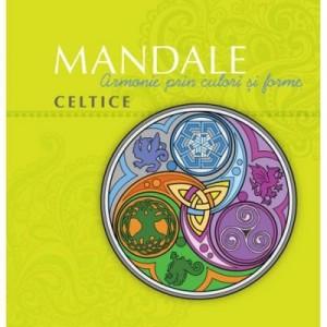 Mandale celtice. Armonie prin culori si forme - Carles Munoz Miralles
