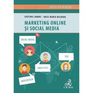 Marketing online si social media - Anca-Maria Milovan, Costinel Dobre
